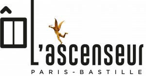 Ascenseur-logo noir-fond transparent